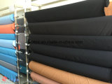 Tessuto di stirata di nylon dello Spandex della saia per l'indumento