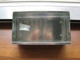 Dispensador ahuecado del tejido del acero inoxidable (pH-8304)