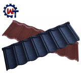 タイプの石のナイジェリアの上塗を施してあるアルミニウム屋根ふきシート