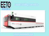 cortadora del laser de la fibra del CNC de la alta calidad 1500W para el metal