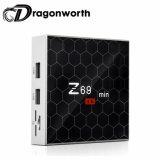 WiFi Fernsehapparat-KastenZ69 MiniAndroid 7.1.2 S912 2g 16g