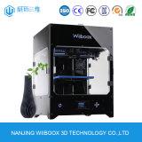 Impressora 3D Desktop rápida da máquina de impressão da prototipificação do melhor preço