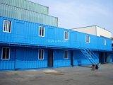 Stahlkonstruktion-Behälter-Haus/heißer Verkaufs-bewegliches Haus/modulares Haus