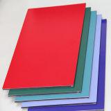 1220*2440mm panneau composite aluminium pour la décoration ou le signe d'administration