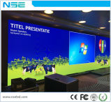Aluguer de cores interiores P3.9 Display LED para palco