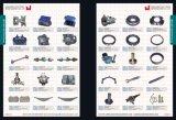 LKW-Teile des Sinotruk HOWO Luftdruck-Signal-Lampen-Schalter-(Wg9100710004)