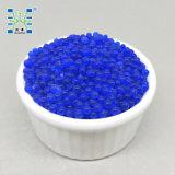 Dessecante de sílica gel azul (S. G Azul) de 2 a 5 mm
