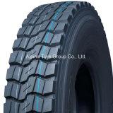 Neumático de Camión con un fuerte impulso