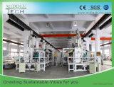 El plástico PE/PP/PVC/ABS/CADERAS/Pet Lámina y Placa de la máquina extrusora de la Junta&