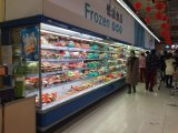 Новый холодильник открытой выкладки Multideck конструкции