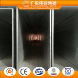 Profil en aluminium de construction de groupe d'aluminium de Weiye