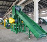 Plastikrohr 1000kg, das Zerkleinerungsmaschine-Maschine aufbereitet