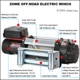 12500lbs Big Power Electric Winch with Wire Rope