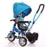 Triciclo de niño plegable barato del cabrito del bebé 2018 con la rueda 3