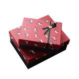 Regalo de papel Caja de cartón/caja de cartón para el Año Nuevo de regalos