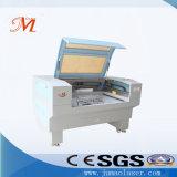 Wirkungsvolle Laser-Kokosnuss-Gravierfräsmaschine mit 2 Arbeits-Löchern (JM-960H-CC2)