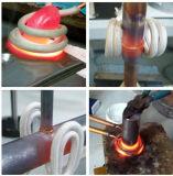 Het Verwarmen van de inductie Machine om Buis van het Koper van het Lassen de Solderende en de Solderende Lasser van de Pijp van het Roestvrij staal Te verwarmen