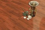ブラウンは陶磁器の木製の床タイルを艶をかけた