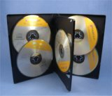 Coperchio 14mm della cassa DVD della casella DVD di DVD per il nero 6