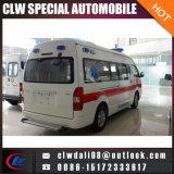 Китай автомобиля скорой медицинской помощи в чрезвычайных ситуациях автомобиль для перевозки пациентов