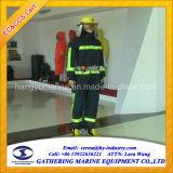 Het Kostuum van de brand met de Riem van de Laarzen van de Handschoenen van de Helm voor Brandbestrijding