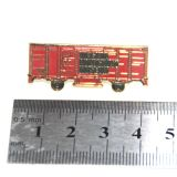 Pin de encargo de la solapa de la insignia del coche de la nueva del regalo de los items divisa a granel barata del metal