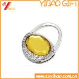 Diamonのギフト(YBpH19)のための黄色い中心の形袋のハンガー