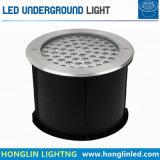 Im Freien Tiefbau-LED Beleuchtung der Landschaftsbeleuchtung-IP67 9W RGB