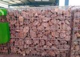 4mm 철사 중국 공급자 안핑 공장으로 직류 전기를 통하는 1m*0.5m*0.5m 용접된 Gabion 최신 복각