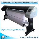 Текстильная компания HP45 растворитель плоттер Surf швейной машины струйный принтер с ЧПУ