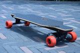 단 하나 모터를 가진 4개의 바퀴 전력 스케이트보드