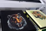 100*70cm 인쇄 크기 디지털 잉크 제트 t-셔츠 인쇄 기계, 판매를 위한 DTG 인쇄 기계