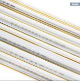 Découpe de haute qualité PVC Matrice de rainage