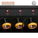 Faro ricaricabile del minatore della batteria di litio di saggezza LED con buona qualità