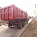 Sinotruk HOWOのダンプカートラックのダンプトラック6*4 371HPエチオピアのトラック