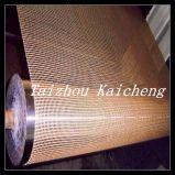 Paño de acoplamiento revestido de la fibra de vidrio del Teflon