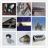 prix d'usine du CNC laser à fibre Tube ovale de la machine pour feuille de du tuyau de la coupe