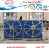 PPのPE PVCプラスチック単一の壁の波形の管機械