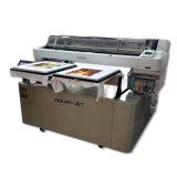 판매를 위한 100%년 면 의복 2 셔츠 다색 인쇄 기계