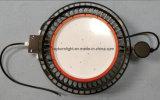 Hohe Bucht-niedriges Bucht-Licht 100watts der Lager UFO-Lampen-LED