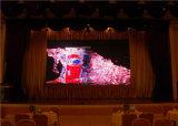 Écran d'intérieur d'Afficheur LED d'écran de la vente chaude P6 DEL