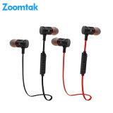 De hoogste Verkopende Draadloze Oortelefoon van de Sport met de Magnetische, Mini Draadloze Oortelefoon Bluetooth van het in-oor