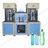 Máquina que sopla de la botella semiautomática con el generador de potencia
