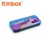 Personalizar a tampa articulada da caixa de lápis
