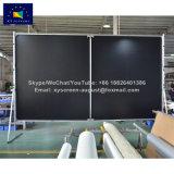 Un gran marco de plegado de bastidor de la Armadura de la pantalla del proyector