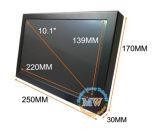 12V DCの完全なHD 1080P 10.1のインチLCD HDMIのモニタ(MW-102MB)