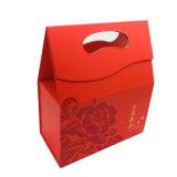 Het vouwen van de Verpakkende Doos van de Opslag van het Karton van de Gift Cubilose met Tussenvoegsel