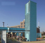 40FT роскошь сегменте панельного домостроения изменения транспортировочный контейнер дом со вкусом контейнер на место роскоши
