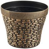 プラスチック円形の植木鉢(KD9921S-KD9924S)