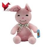 Moda mais recente Valentine Plush Bunny brinquedo com preço barato